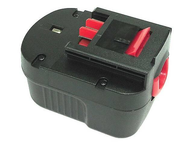 Аккумулятор для шуруповерта BlackDecker A12 2.0Ah 12V черный- объявление о продаже  в Харькове