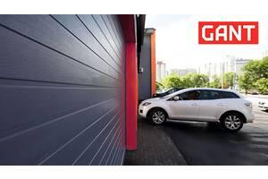 Акция! Гаражные (гаражные) ворота GANT (Чехия) 2031х1800! Перечин