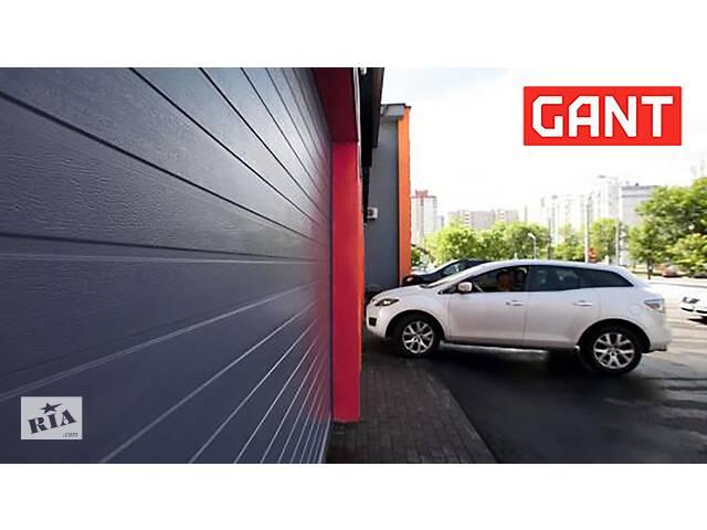 купить бу Акция! Гаражные (гаражные) ворота GANT (Чехия) 2031х1800! Перечин в Ужгороде