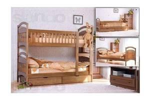 Акция! НОВЫЕ Двухьярусние кровати Карина + ящики + матрасы