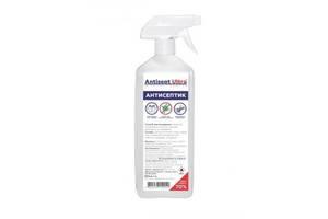 Антисептик для рук и поверхностей спреевый Antisept Ultra 70 спирта 1 л SKL41-277646