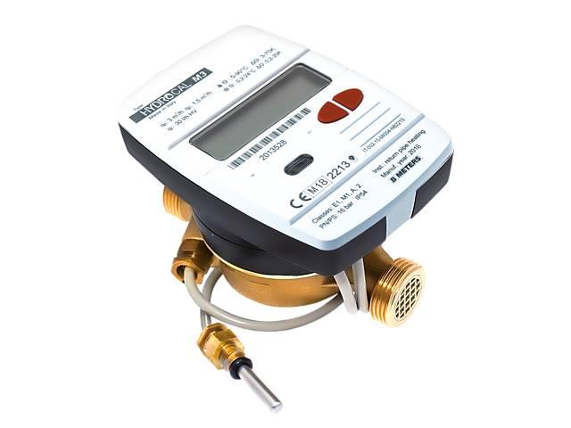 продам BMeters HYDROCAL M3 DN15 счетчик тепловой энергии механический бу в Запорожье