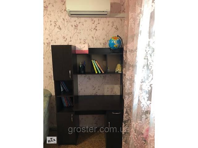 купить бу Большой письменный стол Эридан. Стол для школьника или для домашнего кабинета в Киеве