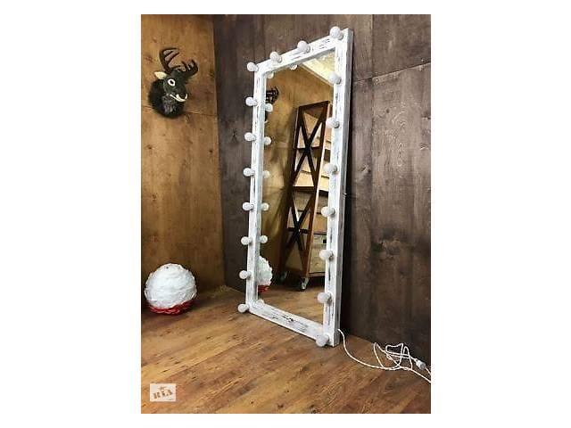 бу Деревянное зеркало в стиле LOFT (NS-229) в Дніпрі (Дніпропетровськ)