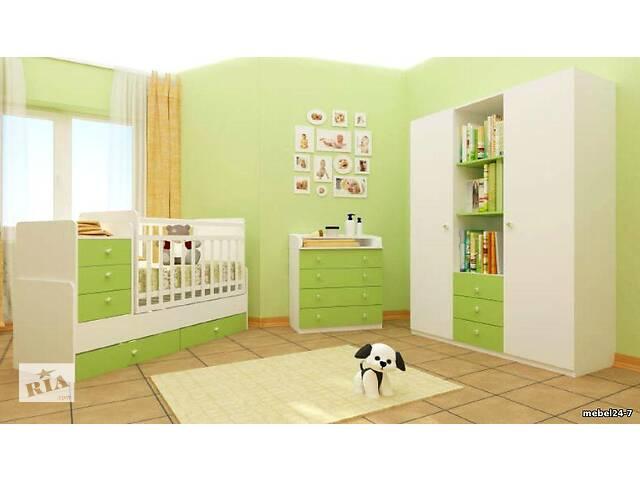Детская комната для новорожденного ДММ 19- объявление о продаже  в Киеве