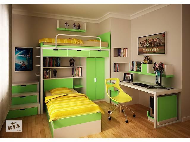купить бу Детская комната КДМ 151 в Киеве