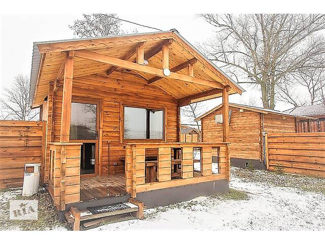 продам Дом деревянный сборный из профилированного бруса 6х4 м. Скидка на домокомплекты на 2020 год бу в Сумах