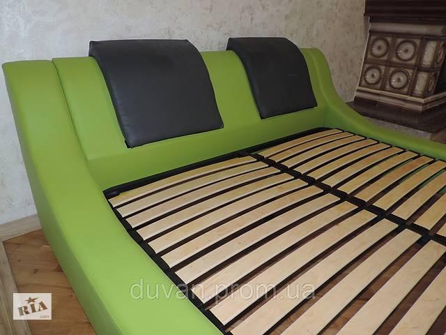 Двухспальная кожаная кровать с подъемным механизмом Mojito- объявление о продаже  в Львове