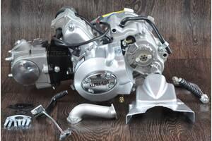Двигатель заводской на мопед 72 куб. (19)