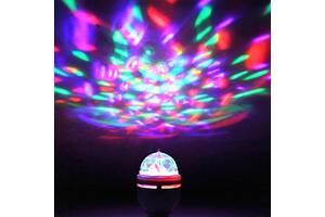 Диско лампа LED lamp для вечеринок, дискотек и дома