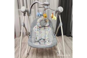 Дитяча колиска-гойдалка CARRELLO Nanny 3в1