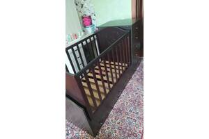 Детская кровать галстук 3в1