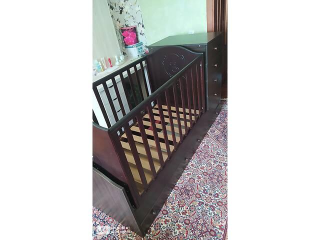 бу Детская кровать галстук 3в1 в Ровно