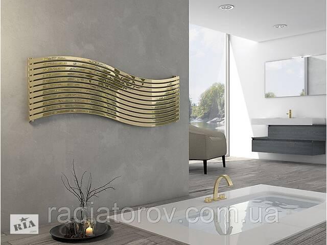 купить бу Дизайн полотенцесушитель Cordivari Inox Gold (Италия) в Одессе
