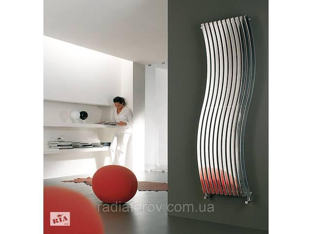 купить бу Дизайн полотенцесушитель Cordivari Inox Lola (Италия) полированный, вертикальный в Одессе