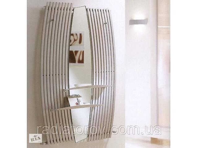 купить бу Дизайн радиатор Cordivari Inox Renee (Италия) полированный  в Украине