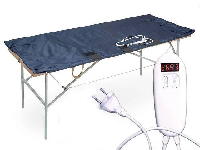 бу Электроодеяло электрическое одеяло с подогревом Shine ЕКВ-2-1 двух-зонное для обертываний 147х170 см (ЕКВ-2-1) в Киеве