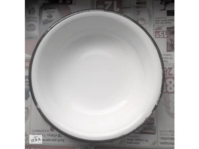эмалированная тарелочка- объявление о продаже  в Ивано-Франковске
