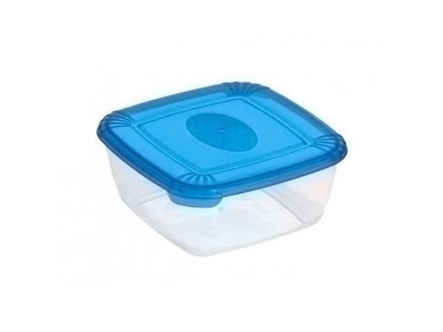купить бу Емкость квадр. для морозилки Plast Team Polar 0,46 л цвета в ассорт. 1674 в Чернигове