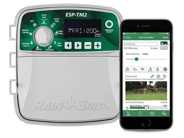 продам ESP-TM2-4 внешний контроллер Rain Bird на 4 зоны бу в Тернополе