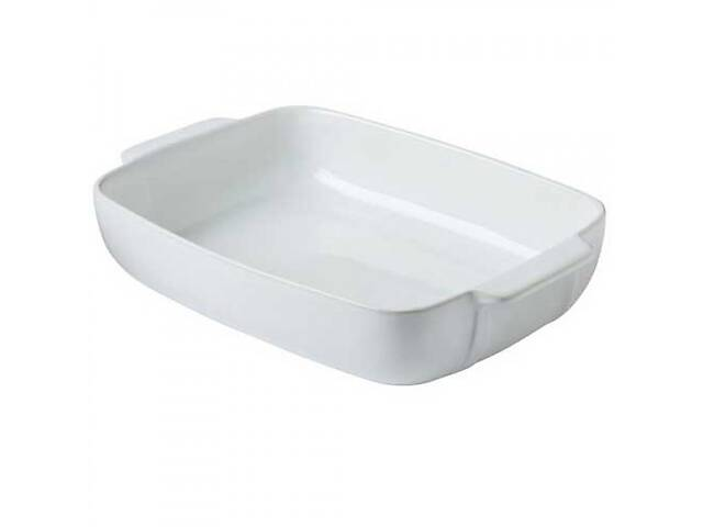купить бу Форма прямоугольная керамическая для запекания 30х22 см белая Pyrex Signature SG30RR1 в Чернигове