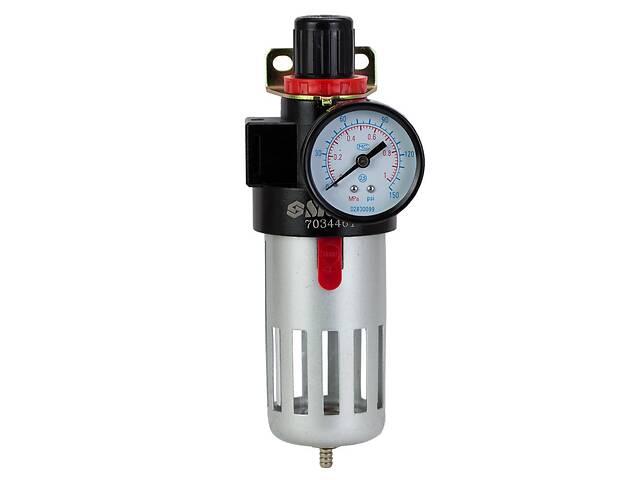 """продам Фильтр-влагоотделитель с регулятором давления 1200л/мин ½"""" Sigma 7034461 бу в Львове"""