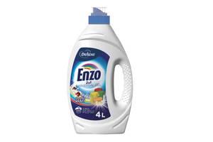 Гель для прання Deluxe Enzo 2в1 4л