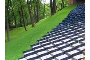 Георешетки и газонные решетки для укрепления грунтов ,откосов.