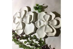 Гипсовая плитка Ландыши - гипсовый декор