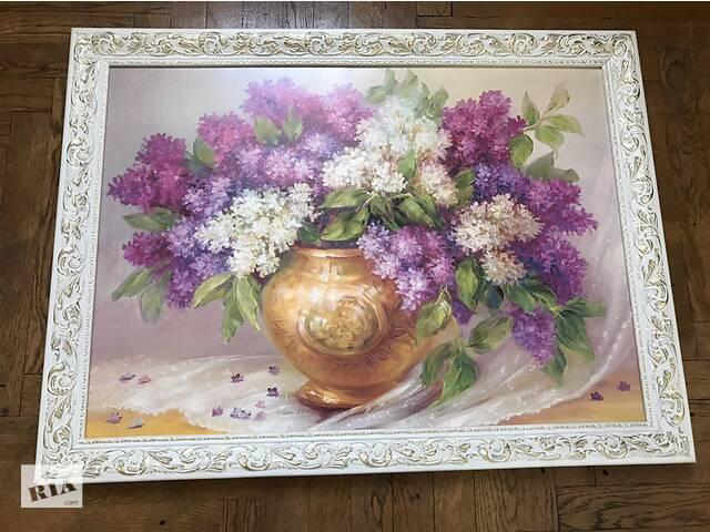 купить бу Картина «Бузок» в Львове