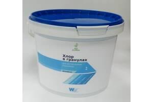 Хлор в гранулах AQUA POOLS 5 кг (10601014)