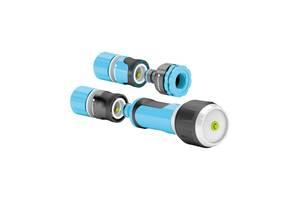 Комплект Cellfast ERGO с прямым функциональным оросителем 1/2& # 039;& # 039; -5/8& # 039;& # 039;