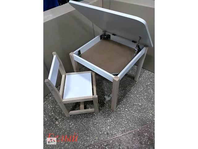 продам Комплект детский стол и 1 стул  бу в Днепре (Днепропетровск)