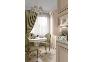 Комплект штор блекаут DecorHouse 150x270 см 2 шт золото/беж
