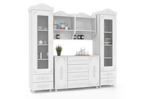 Компоновка мебели в гостиную Мебель UA Ассоль Белль Белый Дуб (44286)