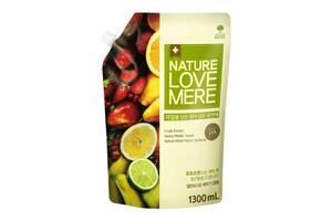 Кондиционер для детской одежды NatureLoveMere с экстрактом фруктов, 1300 мл
