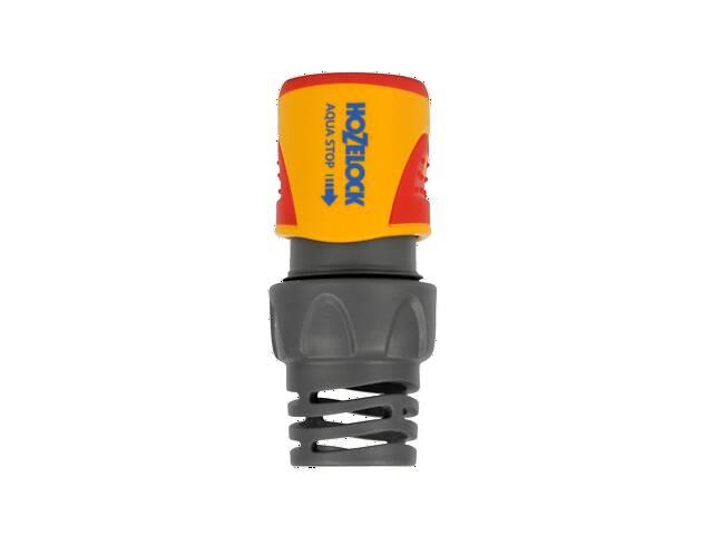 Коннектор HoZelock 2065 Aquastop Plus (15 мм + 19 мм)