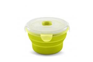 Контейнер для хранения продуктов Nuvita трансформер 6м+ 540мл салатовый (NV4468Lime)
