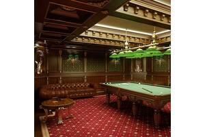Килимове покриття в зали гральних закладів, казино і більярдне приміщення від компанії A-Nelson