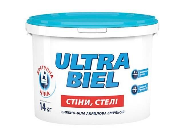 продам Краска Sniezka Ultra 5 л бу в Одессе