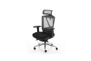 Кресло  ERGO CHAIR 2 BLACK  для руководителя от krislo. one