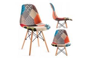 Кресло В-439 PW PATCHWORK стул в стиле модерн