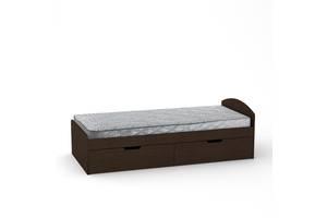 Кровать Компанит 902 Венге