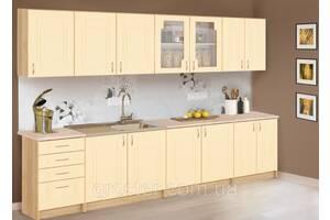 Кухня Каріна (МДФ) 2.0 м. Меблі для кухні.