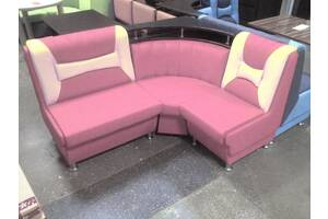 Кухонный угол Медиум - розовый цвет