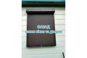 Купить ролеты алютех защитные алюминиевые ролеты на окна