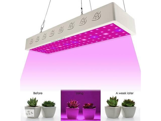 Led Grow panel 1000W фито лампа, светильник для растений