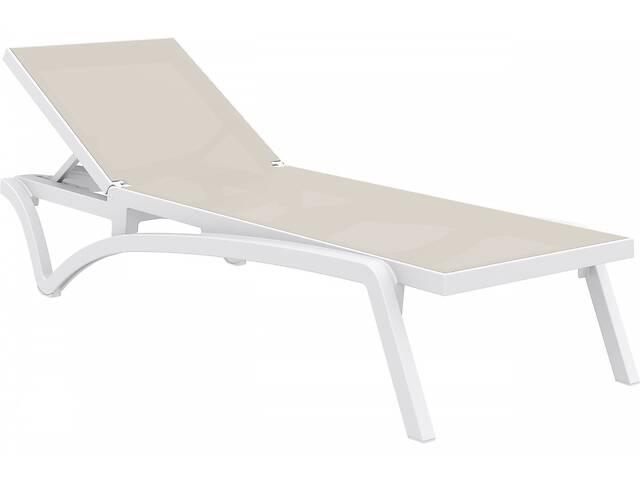 Лежак для отдыха Siesta Pacific шезлонг- объявление о продаже  в Львове