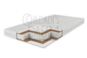 Матрац детский Children's Dream Lux Holofiber 8 60х120 см