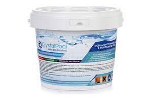 Медленный хлор Crystal Pool Slow Chlorine Tablets Large 5 кг (ps0101041v)